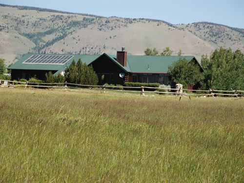 Dinwiddie Aspen Ranch : Centennial : Albany County : Wyoming