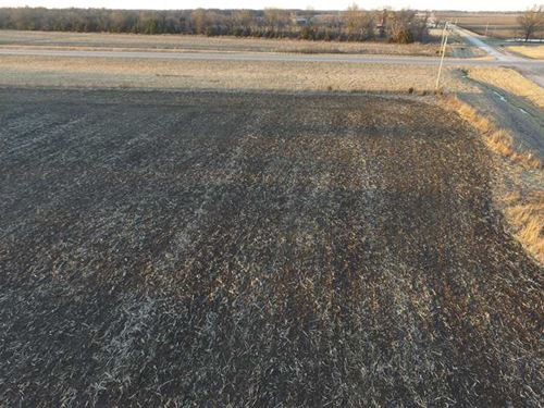 15 Acres For Sale in Labette Count : Parsons : Labette County : Kansas