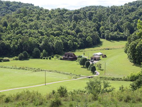 Sr 217 - 90 Acres : Willow Wood : Lawrence County : Ohio