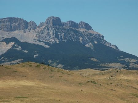 Sawtooth Ranch : Augusta : Lewis and Clark County : Montana
