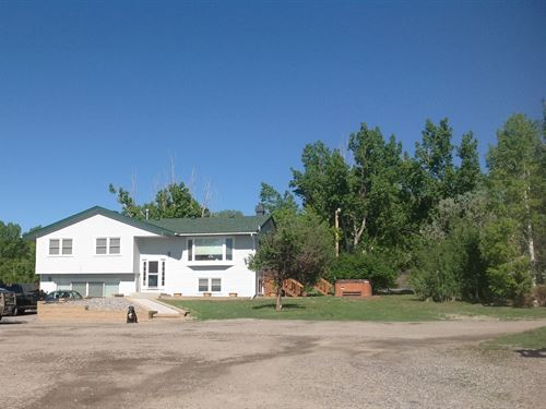 Fremont County Residential Equestri : Riverton : Fremont County : Wyoming