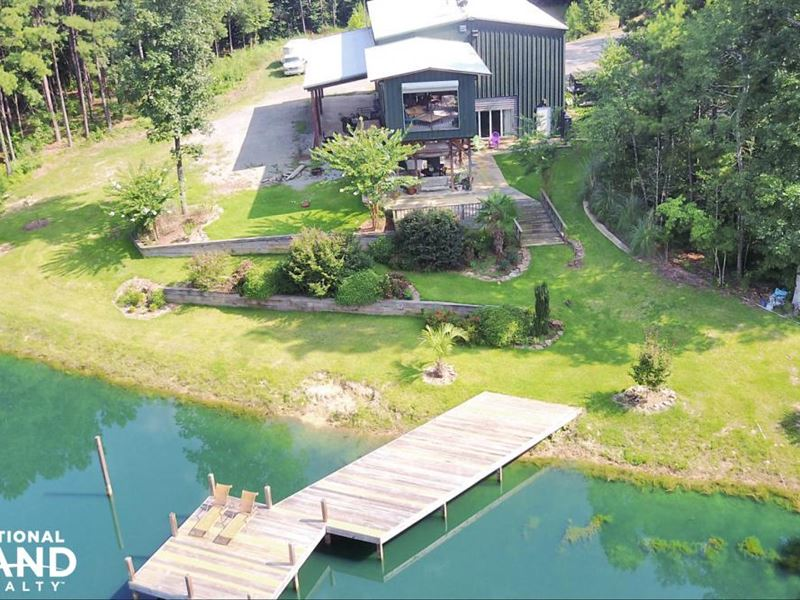 40 Acre Simpson Co. Barnominium : Florence : Simpson County : Mississippi