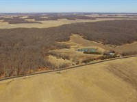 226 Acres Hwy Mm Shelby County : Clarence : Shelby County : Missouri