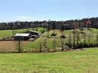Poultry Farm, Home, & 78+/- Ac : Cullman : Cullman County : Alabama