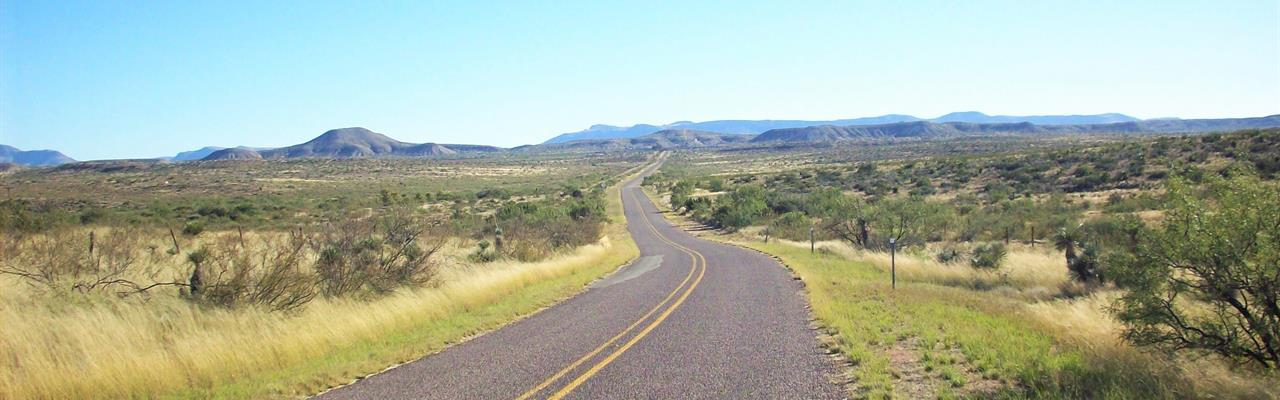 120 Acres Close To Electric-$649/Mo : Sierra Blanca : Hudspeth County : Texas