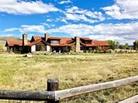Casa Tres Unos At Eagle Ridge Ranch : Gunnison : Colorado