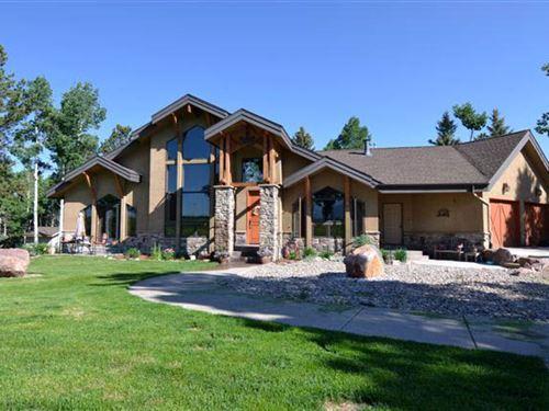 Sliding R Horse Ranch : Divide : Teller County : Colorado