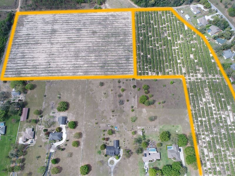Expired 27 acres prime residential dev ranch for for Rural development florida