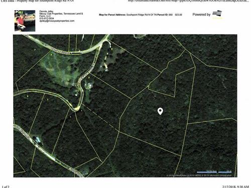 13.5 Acres on Southpoint Ridge Rd : Hampshire : Maury County : Tennessee