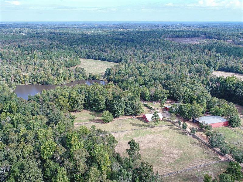 Twin Dreams Farm In Barnesville Ga Ranch For Sale