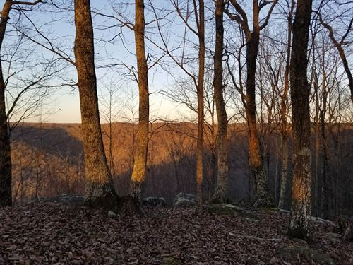 12+/- Acres Incredible Bluff Vies : South Pittsburg : Marion County : Tennessee