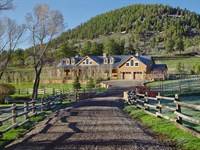 Cottonwood Springs Ranch : Durango : La Plata County : Colorado