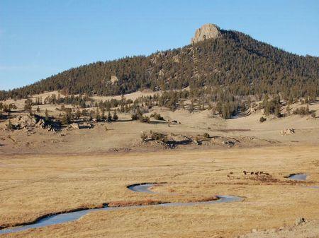 House Creek Ranch : Jefferson : Park County : Colorado