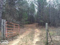 Home Site With Great Hunting : Kosciusko : Attala County : Mississippi