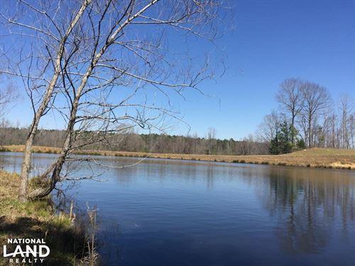 Elgin Private Timber Estate And Far : Elgin : Kershaw County : South Carolina
