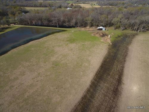 40 Ac, Pasture With Home Site Pote : Winnsboro : Franklin Parish : Louisiana