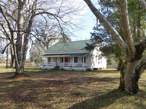 66-088 Moorer Home Tract : Furman : Wilcox County : Alabama