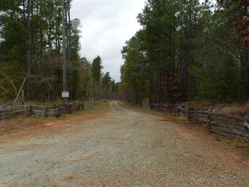 Excellent Hunting Or Homeplace : Jeffersonville : Twiggs County : Georgia