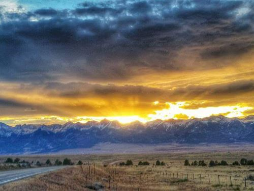 Antelope Run Ranch : Westcliffe : Custer County : Colorado