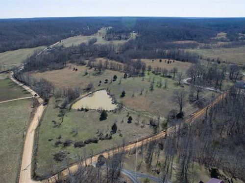 315 Acres For Sale Just 8 Mile : Poplar Bluff : Butler County : Missouri