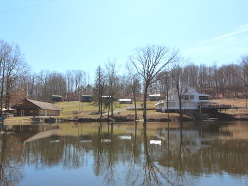 Sr 145 - 39 Acres : Woodsfield : Monroe County : Ohio