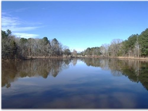 105 Acres W/Home In Oktibbeha Count : Starkville : Oktibbeha County : Mississippi