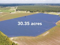 Imagine The Possibilities, 30.35 Ac : Washington : Beaufort County : North Carolina