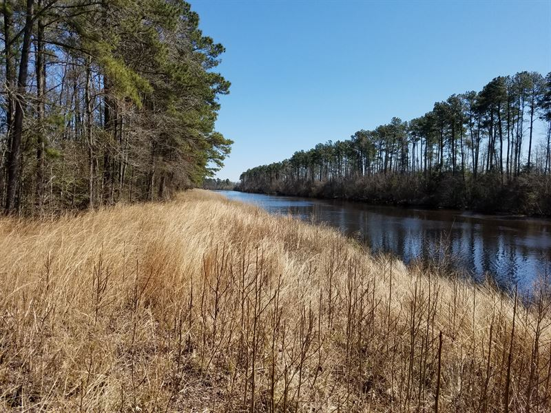 Great area for hunting and fishing ranch for sale for Nc hunt and fish