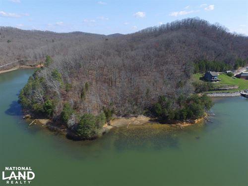 Watts Bar Lake Acreage : Rockwood : Roane County : Tennessee