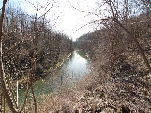 Caddy Rd - 40 Acres : Bowerston : Carroll County : Ohio