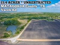 15.4 Acres In Matagorda County : Palacios : Matagorda County : Texas