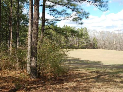 Beautiful 270 Acre Property, Gre : Tuskegee : Macon County : Alabama