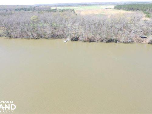 Alabama River Vintage Log Cabin : Lowndesboro : Lowndes County : Alabama