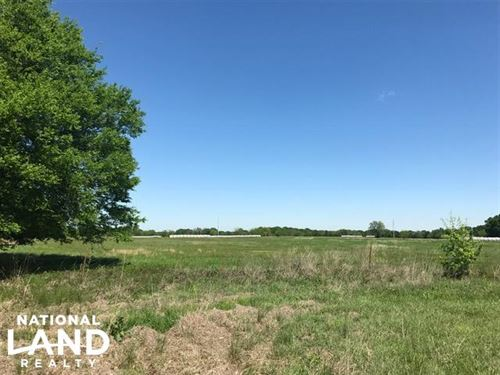 25 Acres Near Canton, Pasture, Catt : Mabank : Van Zandt County : Texas