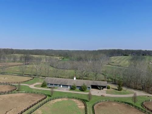 343 Acre Stoner Mill Farm : Paris : Bourbon County : Kentucky