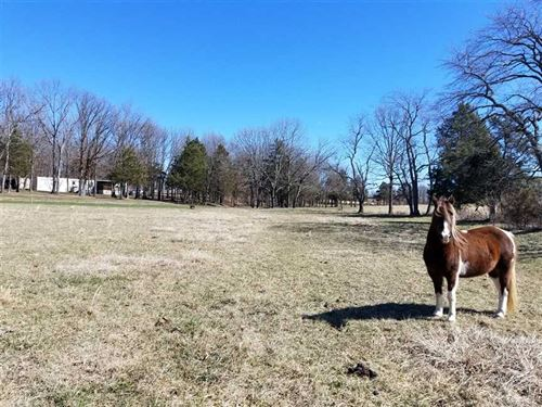 40 Acre Farm With Great Pasture an : Summersville : Texas County : Missouri