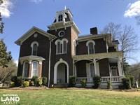 Historic Cannon-Calloway House & Fa : Philadelphia : Loudon County : Tennessee