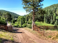 Hog Heaven Ranch : La Veta : Huerfano County : Colorado