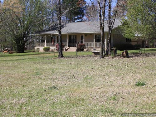 Beautiful Home For Horse Lovers : Hazlehurst : Copiah County : Mississippi