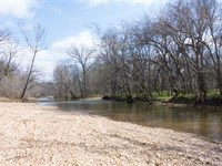 218 Acre Finley River Property : Fordland : Webster County : Missouri