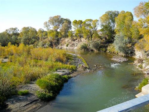 540 Deeded Acres With River Fronta : Cody : Park County : Wyoming