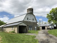81 Acre Preserved Dairy Farm : Blairstown : Warren County : New Jersey