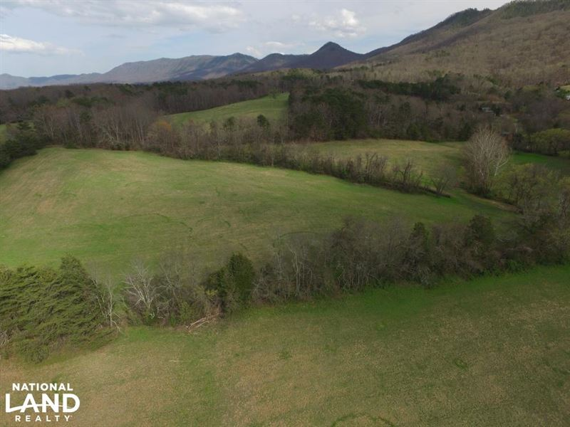 Smoky Mountain Foothills Farm : Ranch for Sale : Sevierville