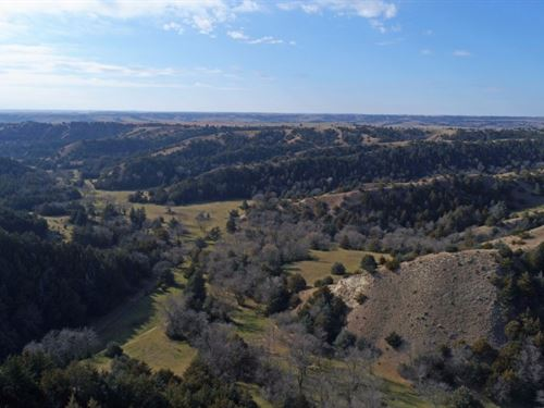 Custer County Canyon Land Paradise : Arnold : Custer County : Nebraska