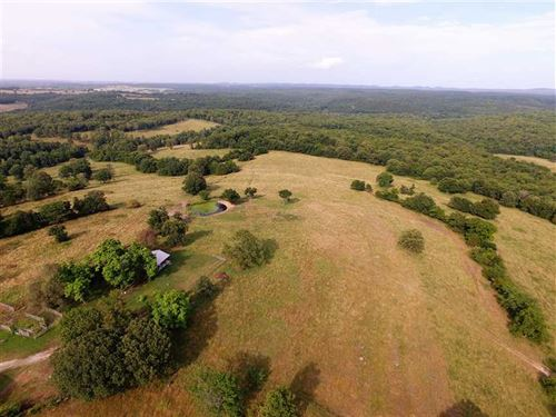 Turn-Key Cattle/Hunting Farm South : Thornfield : Ozark County : Missouri