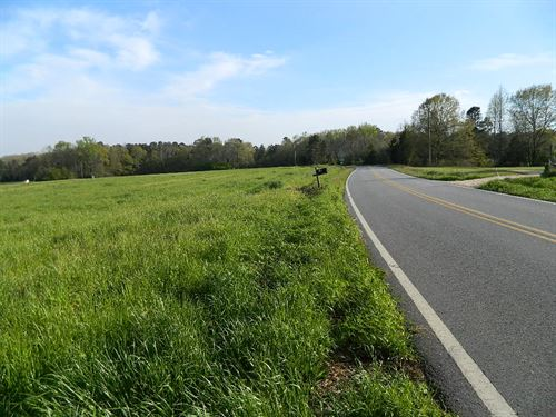 Beautiful Pasture With Wds & Creek : Arnoldsville : Oglethorpe County : Georgia