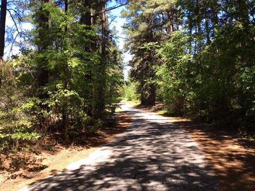 Almost 11 Acres, Recreation/Home : Nacogdoches : Texas