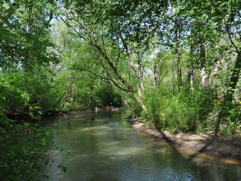 Sandy Creek West Ranch for Sale Madison Morgan