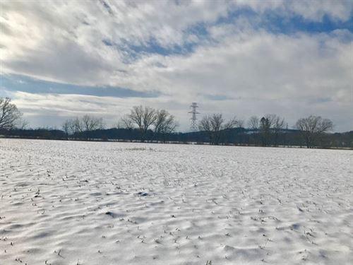 147+ Acres With Prime Road Frontage : Danville : Montour County : Pennsylvania