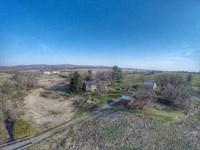 122 Acre Historic Farm : York : York County : Pennsylvania